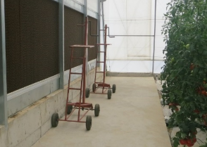 High Trollies for Harvesting & Maintenance
